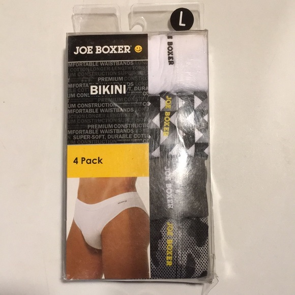 a6513e32dca3 Joe Boxer Underwear & Socks | Pack Of Brand New Mens Bikini ...